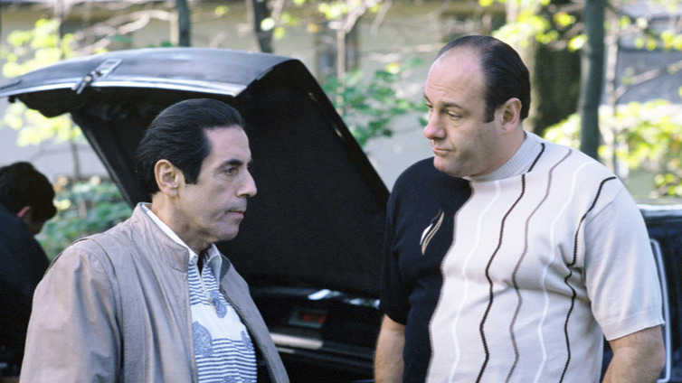 The Sopranos: Full Leather Jacket