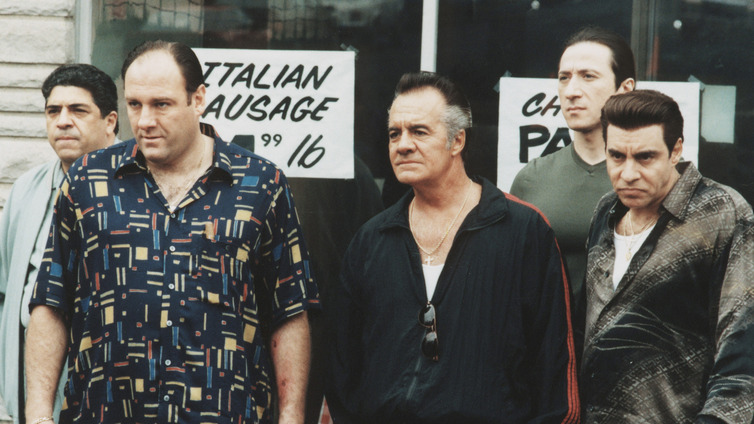 The Sopranos: House Arrest
