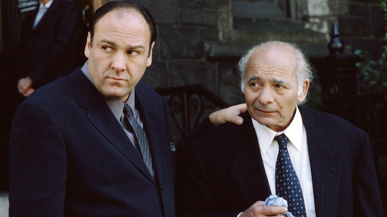 The Sopranos: Another Toothpick