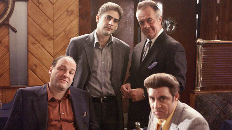 The Sopranos: Two Tonys