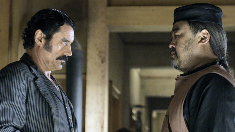 Deadwood: Mister Wu