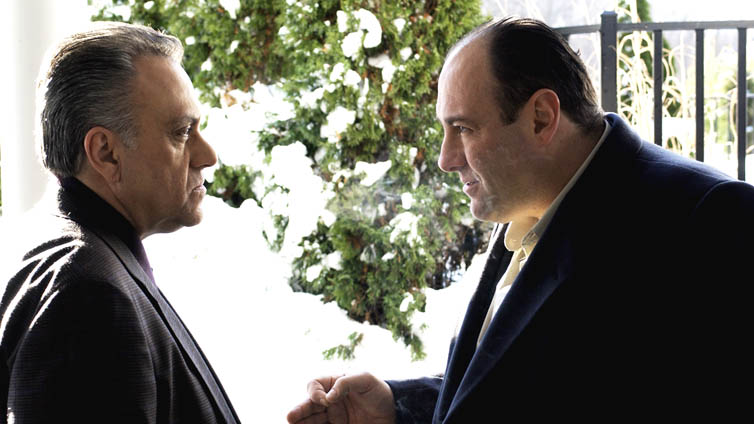 The Sopranos: All Due Respect