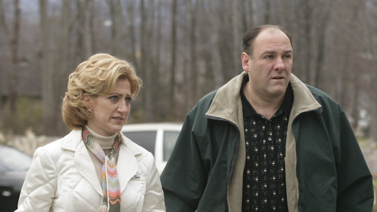 The Sopranos: Kennedy and Heidi