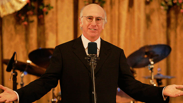 Curb Your Enthusiasm: The Bat Mitzvah