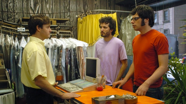 Flight of the Conchords: The Actor