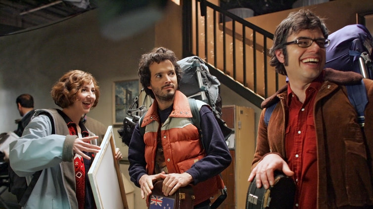 Flight of the Conchords: Evicted