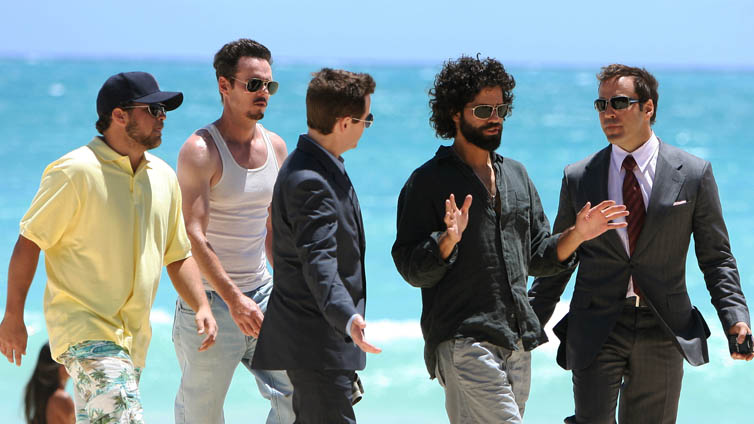 Entourage: Fantasy Island