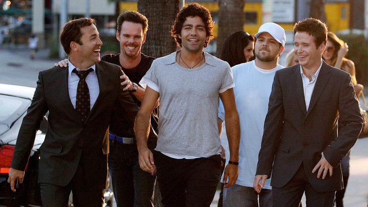 Entourage: Return to Queens Blvd