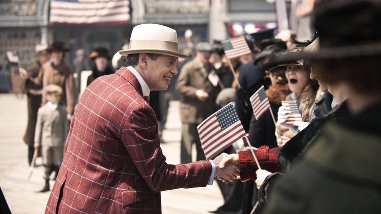 Boardwalk Empire: A Return to Normalcy