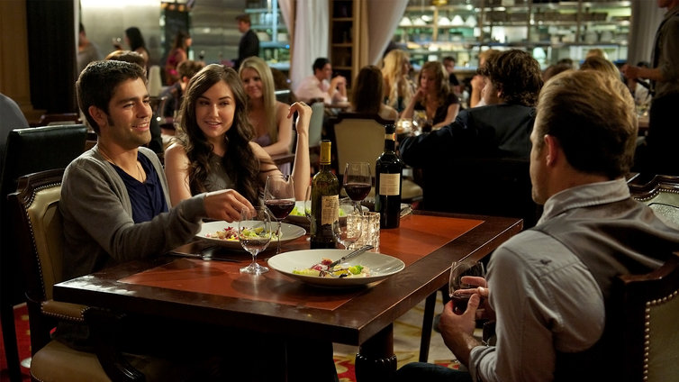 Entourage: Porn Scenes from an Italian Restaurant