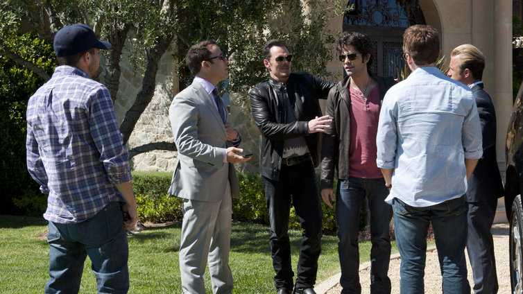 Entourage: Home Sweet Home
