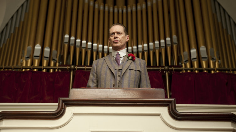 Boardwalk Empire: 21