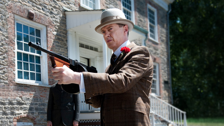 Boardwalk Empire: Battle of the Century
