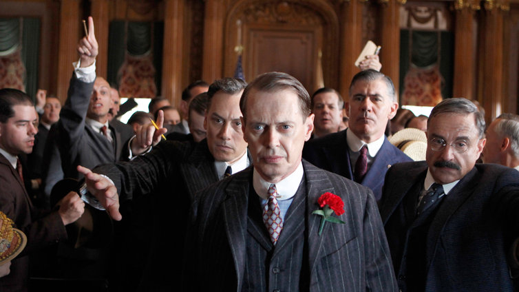 Boardwalk Empire: To the Lost