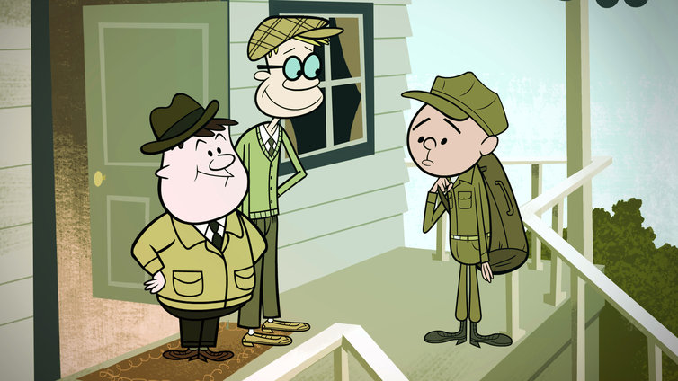 The Ricky Gervais Show: Wartime