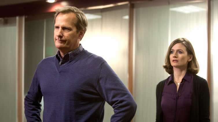 The Newsroom: Amen