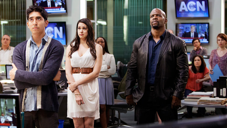 The Newsroom: 5/1