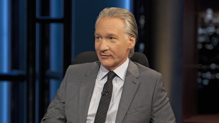 Real Time with Bill Maher 8/31/12