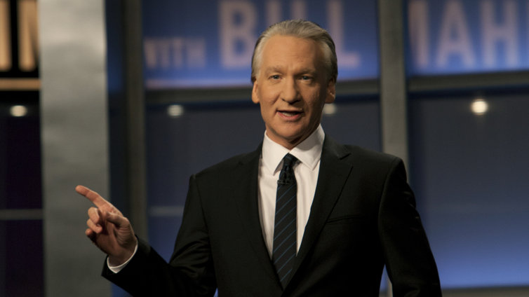 Real Time with Bill Maher 9/7/12