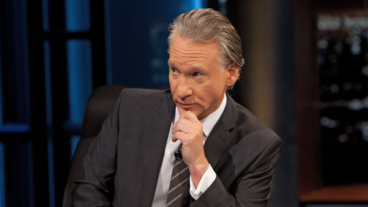 Real Time with Bill Maher 9/14/12