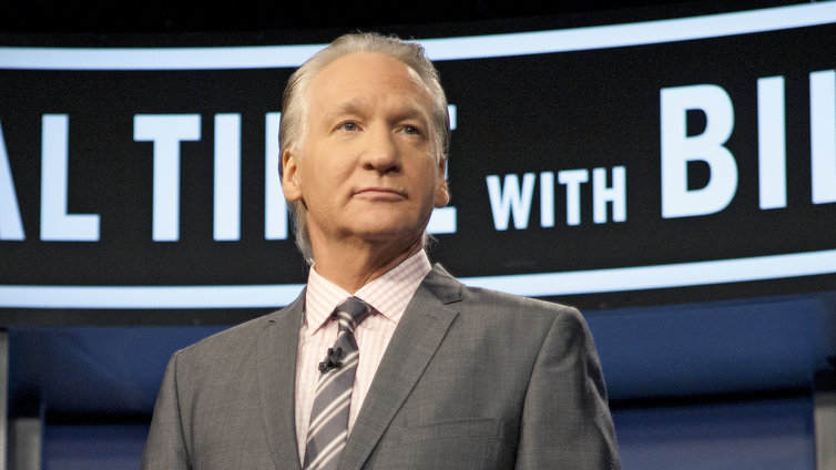 Real Time with Bill Maher 10/5/12