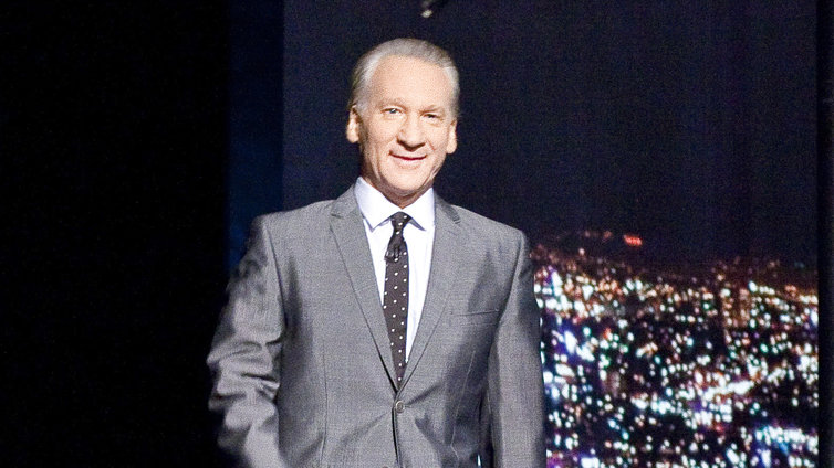 Real Time with Bill Maher 10/12/12