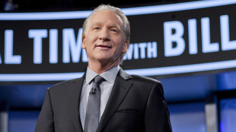 Real Time with Bill Maher 10/19/12