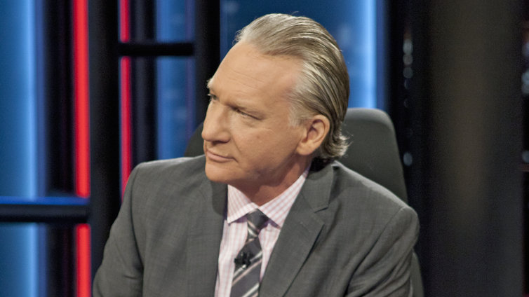 Real Time with Bill Maher 11/2/12