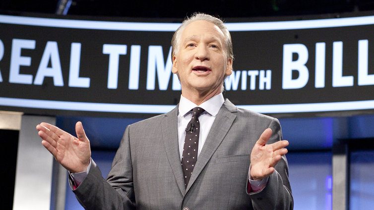 Real Time with Bill Maher 11/9/12