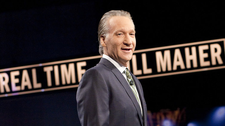 Real Time with Bill Maher 11/16/12