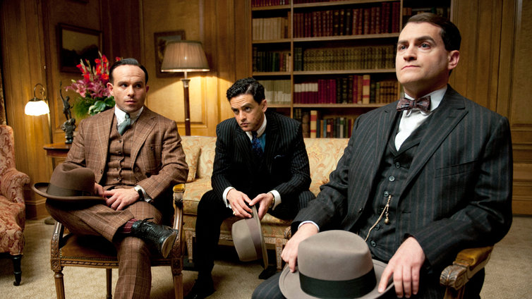 Boardwalk Empire: The Milkmaid's Lot