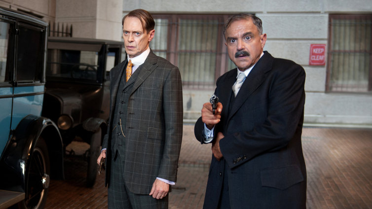 Boardwalk Empire: Two Impostors