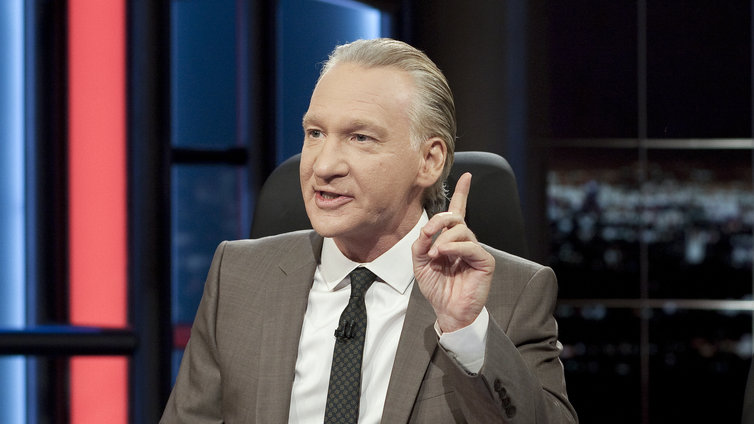 Real Time with Bill Maher 1/18/13