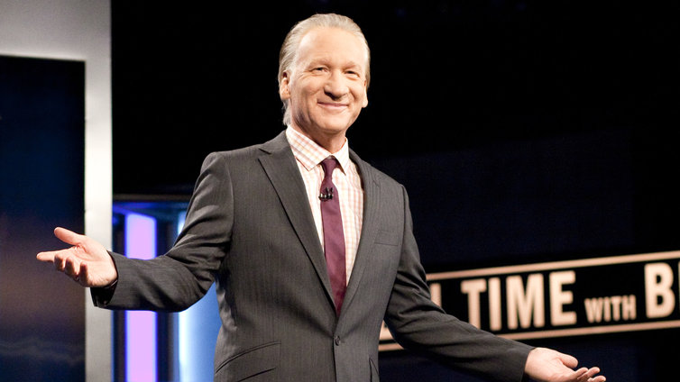 Real Time with Bill Maher 2/1/13