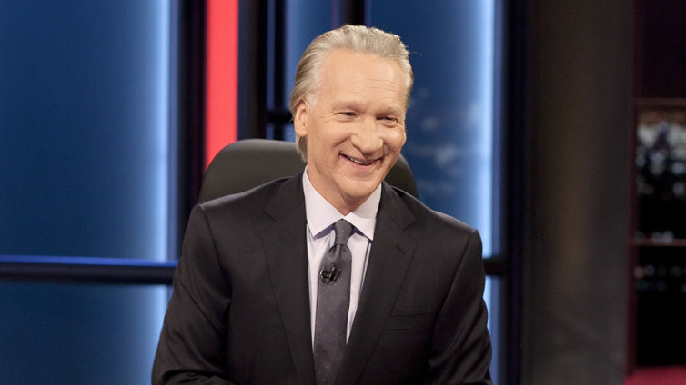 Real Time with Bill Maher 4/12/13