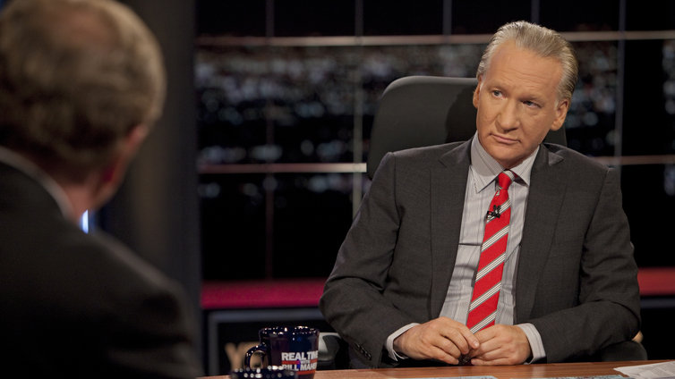 Real Time with Bill Maher 4/19/13